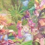 Novo jogo da série Mana está em desenvolvimento