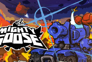 Mighty Goose - Um insano run and gun