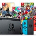 Japão: Jogos para Nintendo Switch dominam as 10 posições dos mais vendidos