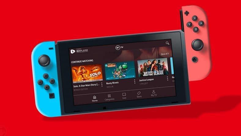 Nintendo e NexStreaming fazem parceria para oferecer serviços de streaming no Switch