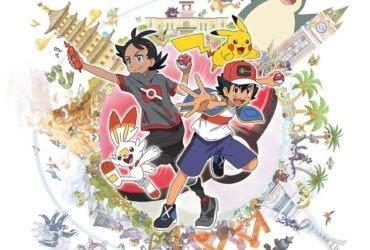 25 anos de Pokémon, o anime também está de parabéns!
