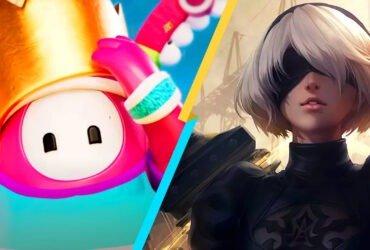 Fall Guys confirma colaboração com NieR: Automata