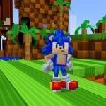 Sonic comemora seus 30 anos com Minecraft