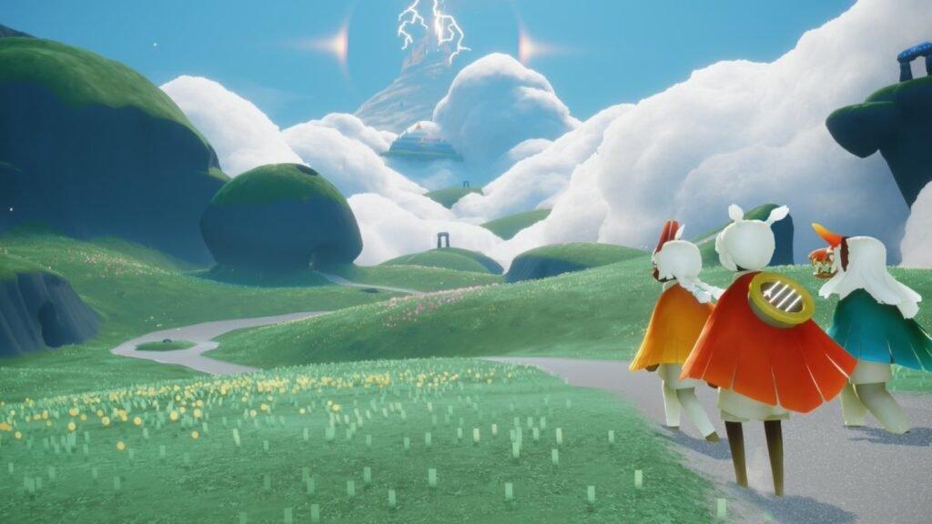 Sky: Filhos da Luz - jogo grátis está disponível para download