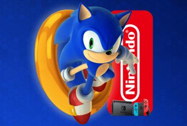 Sonic The Hedgehog na Nintendo