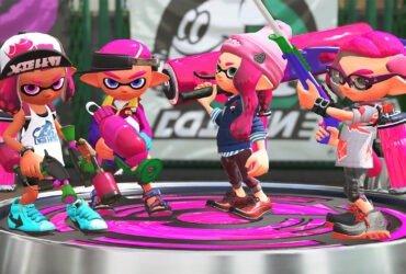 Splatoon 2 não terá mais suporte ao Online Lounge via Nintendo Switch Online