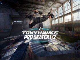 Tony Hawk's Pro Skater 1+2 chega em breve no Nintendo Switch
