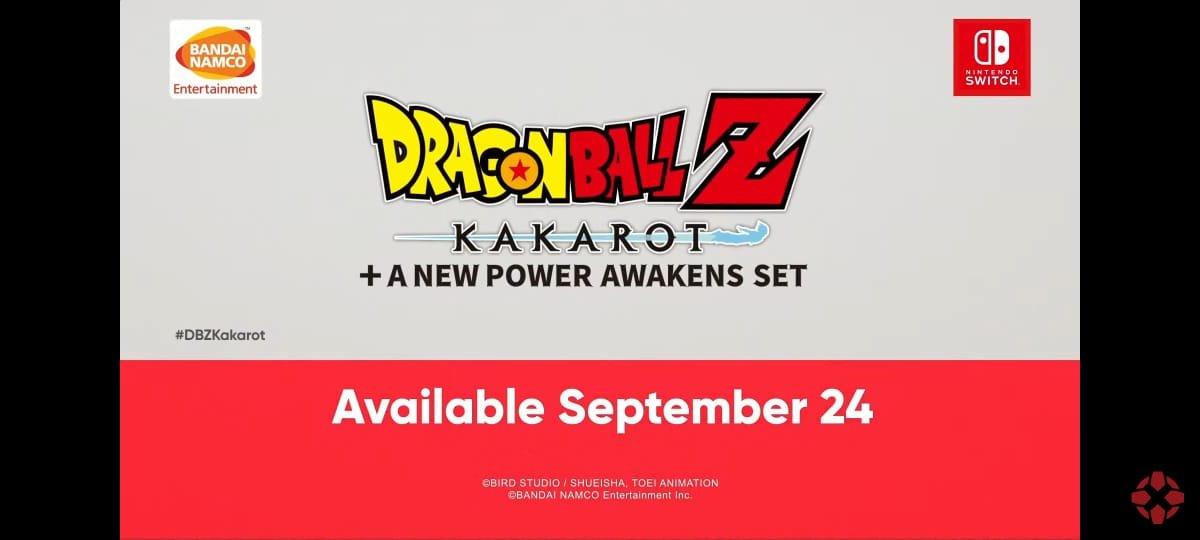 Dragon Ball Z - Kakarot + A New Power Awakens Set anunciado na E3