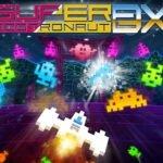 Super Destronaut DX-2: shooter arcade retrô chega ao Switch em Julho
