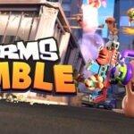Worms Rumble - Ar fresco na cidade do caos