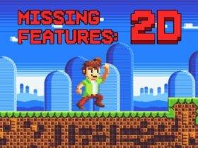 Missing Features: 2D: plataforma brasileiro disponível para Switch