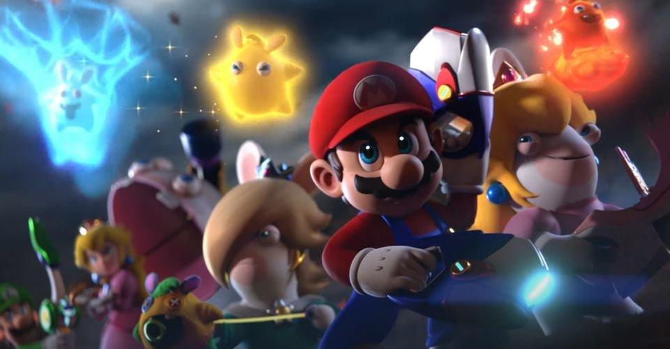 Mario+Rabbids - um sucesso inesperado
