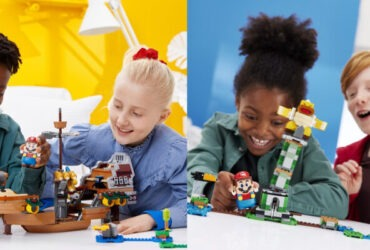 Novos sets de Lego Super Mario anunciados