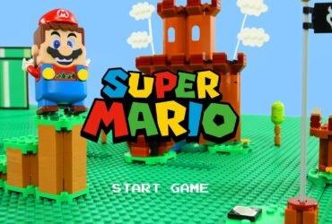 Amazon vaza novo conjunto do LEGO Super Mario