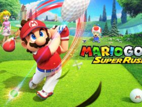 Mario Golf: Super Rush - Modo em tela dividida será restrito a dois jogadores por Switch