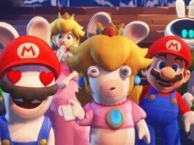 Time de desenvolvimento de Mario + Rabbids: Sparks of Hope é três vezes maior do que o do jogo anterior