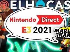 CoelhoCast #42 - O que esperar da Nintendo e do Nintendo Direct na E3 2021?