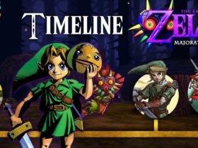 The Legend of Zelda – A Timeline Completa (Parte 10: Majora's Mask)