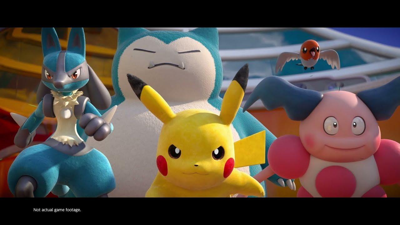 Pokémon Unite ganha novo trailer e janela de lançamento
