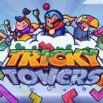 Tricky Towers disponível na eShop brasileira do Switch