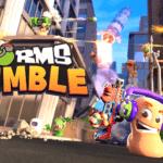 Worms Rumble chega ao Nintendo Switch em Junho