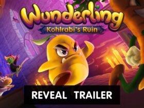 Wunderling ganha DLC grátis Kohlrabi's Ruin com novo mundo