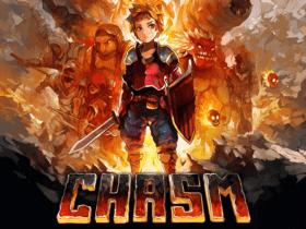 Chasm - Mais um Metroidvania, puro e nostálgico