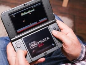 Nintendo 3DS recebe primeira atualização de sistema em 2021