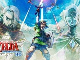 Imagem de capa de Skyward Sword HD
