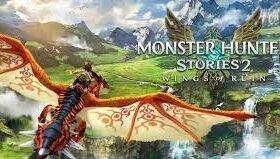 Update é lançado no primeiro dia de lançamento para Monster Hunter Stories 2