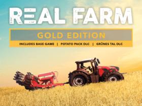 Real Farm - Premium Edition chega ao Nintendo Switch em Setembro
