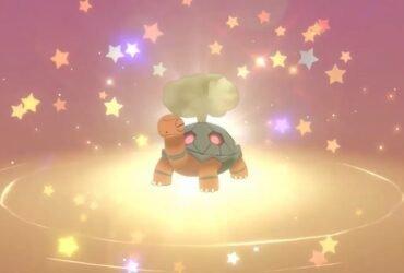 Distribuição de Torkoal em Pokémon Sword & Shield por apenas um dia