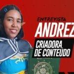 [Entrevista] Andrezza, a Zelda brasileira, fala sobre como é ser uma streamer nintendista