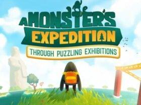 A Monster's Expedition chega ao Switch em agosto com expansão de museu