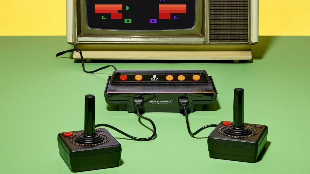Atari planeja mudanças significativas na sua frente de jogos