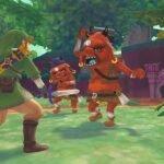 Japão: Zelda Skyward Sword continua na primeira posição de vendas