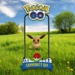 Pokémon GO: Eevee volta a ser estrela do Dia Comunitário em agosto