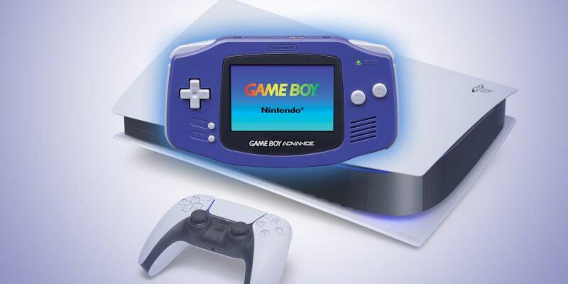 EUA: Game Boy Advance foi o único que superou as vendas do PlayStation 5 nos primeiros 8 meses dos consoles