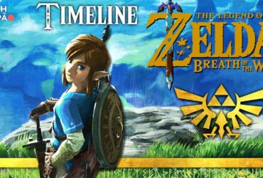 The Legend of Zelda - A Timeline Completa (Parte 18: Breath of the Wild)