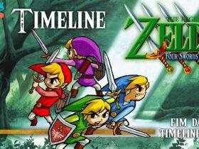 The Legend of Zelda – A Timeline Completa (Parte 12: Four Swords Adventures)