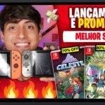 Lançamentos para Nintendo Switch de 26 de julho a 1º de agosto