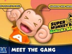 Super Monkey Ball: Banana Mania ganha novo trailer e confirmação de que rodará a 60fps