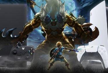 Como Zelda Breath of the Wild influenciou o futuro dos games e se tornou seu próprio GÊNERO