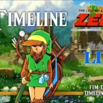 The Legend of Zelda – A Timeline Completa (Parte 9: The Legend of Zelda e The Adventure of Link)
