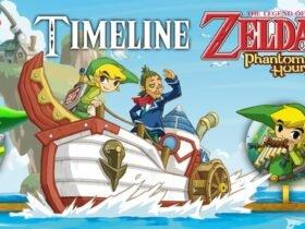 The Legend of Zelda – A Timeline Completa (Parte 14: Phantom Hourglass)