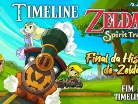 The Legend of Zelda – A Timeline Completa (Parte 15: Spirit Tracks)