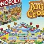 Monopoly de Animal Crossing: New Horizons ganha detalhes e imagens oficiais