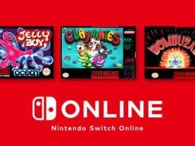 Nintendo Switch Online: três novos jogos chegam a biblioteca em julho