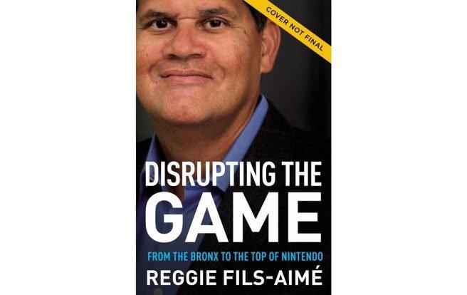 """Reggie Fils-Aimé revela seu livro """"Perturbando o jogo: do Bronx ao topo da Nintendo"""""""