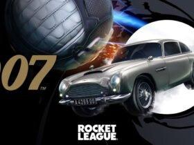 Aston Martin de James Bond está disponível em Rocket League